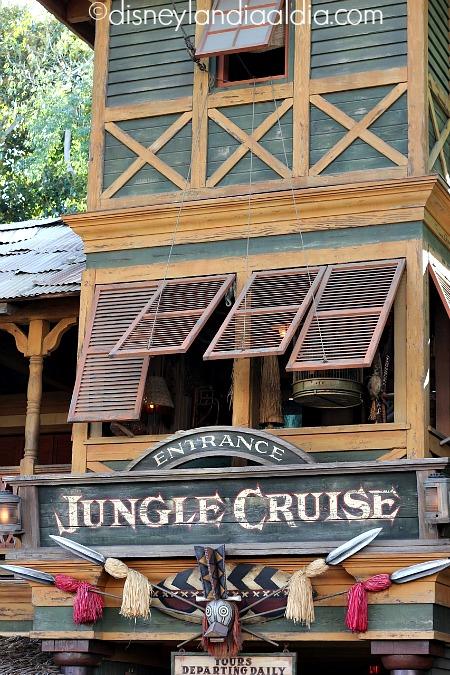 Entradade Jungle Cruise - Disneylandiaaldia.com