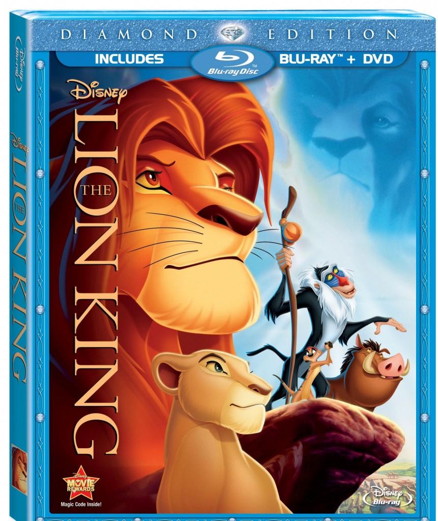 LionKingBlurayComboArt 861x1024 El Rey León (The Lion King)   Sorteo