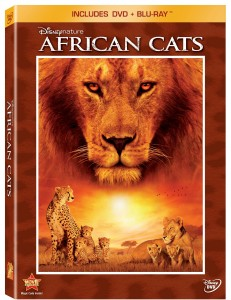 African Cats 231x300 ¡Felinos de Africa en tiendas!   Sorteo
