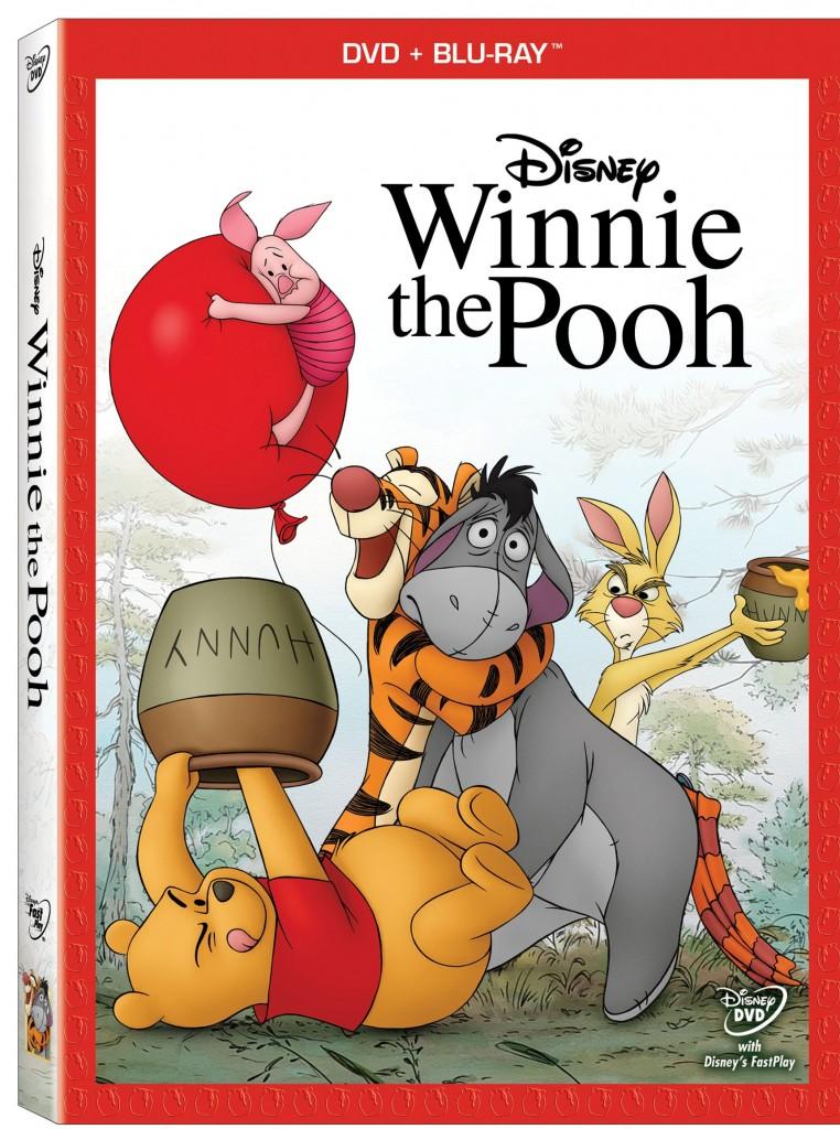 WinnieThePoohDVDComboArt 762x1024 Winnie the Pooh en tiendas! Sorteo