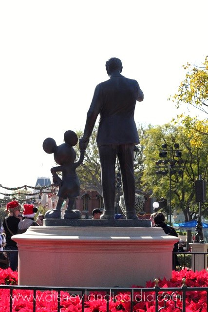 The Partners Statue