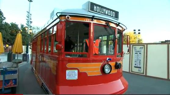 Red Car Trolleys