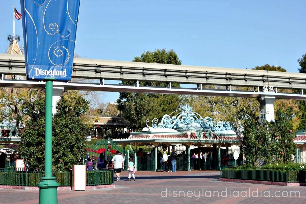 entrada Disney