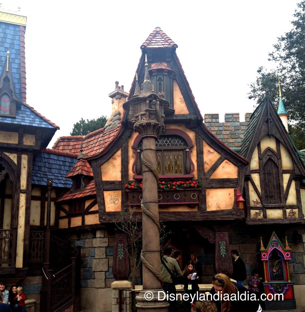 Fantasy Faire en Disneylandia