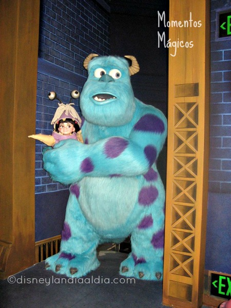 Monsters Inc Disneylandiaaldia