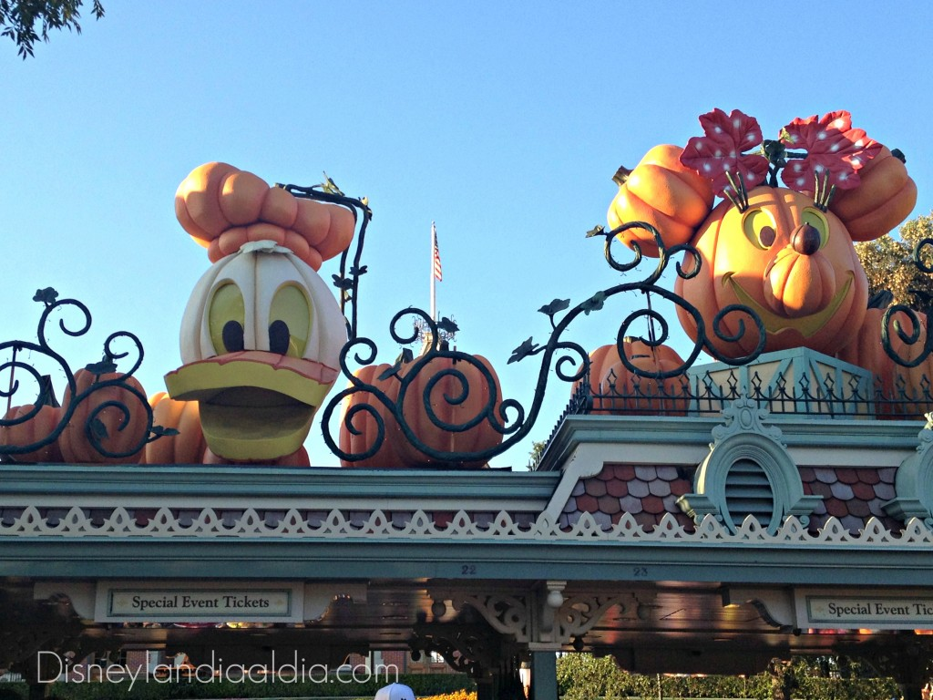 Fiesta de Halloween de Mickey 2014 - Disneylandiaaldia.com