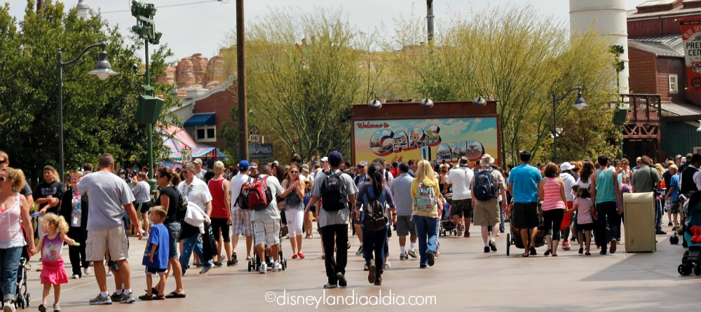 Cars Land - Disneylandiaaldia