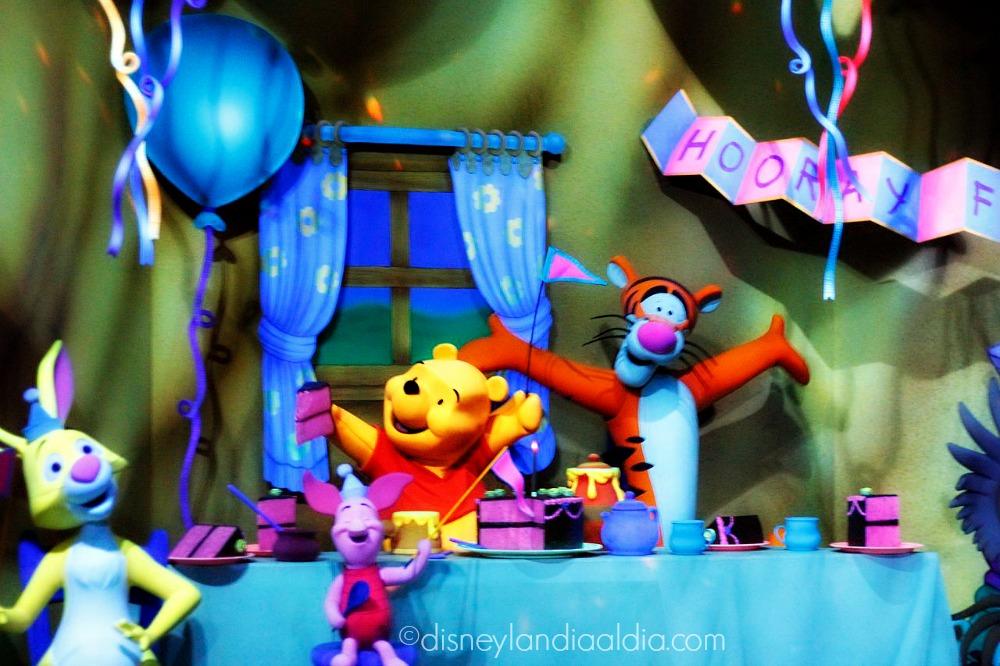 Las Aventuras de Winnie Pooh - Disneylandiaaldia