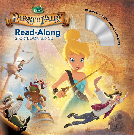 Libro The Pirate Fairy
