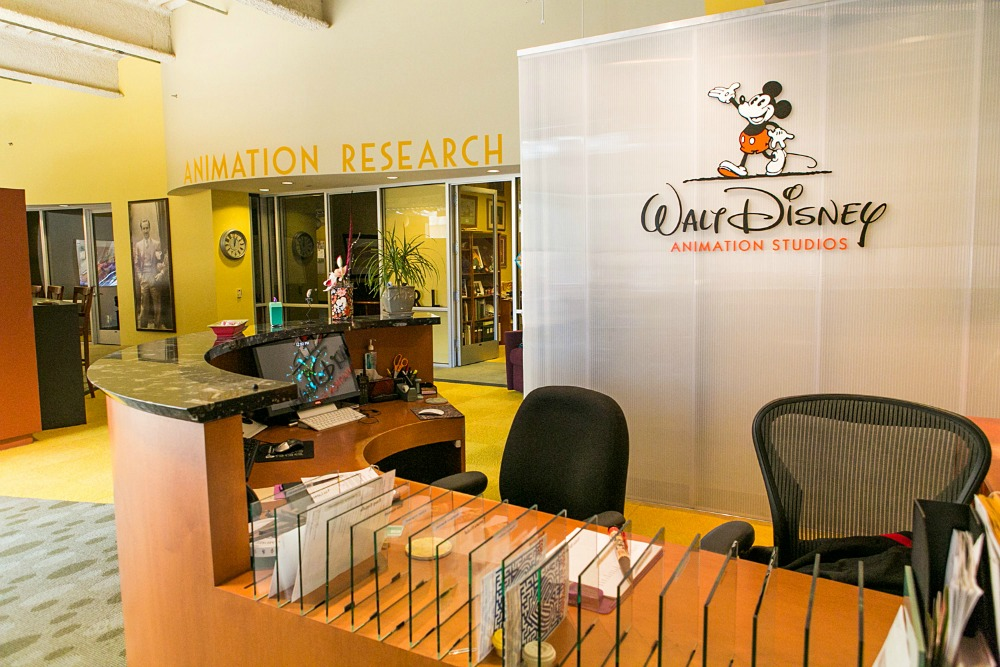 Un Tour Por La Animation Research Library De Disney Disneylandia Al D A