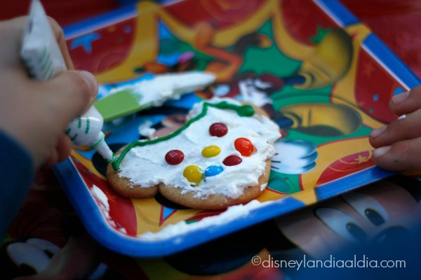 Galletas de Mickey decoradas - disneylandiaaldia.com