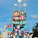 Artistas Famosos Cantando It's a Small World (VIDEO)