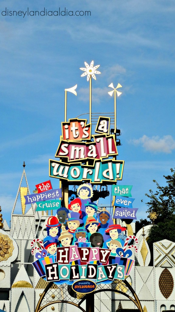 "Famosos Artistas Cantan It's a Small World"" de Disneylandia - old.disneylandiaaldia.com"