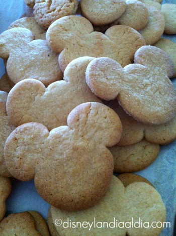 Galletas de Mickey - disneylandiaaldia.com