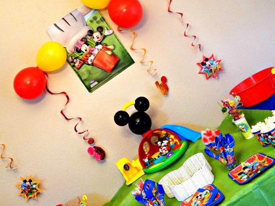 Fiesta de Orejitas de Mickey - old.disneylandiaaldia.com