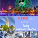 5 Tips para tu Visita a Disney California Adventure
