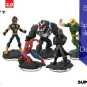 El Play Set de Spider-Man de Marvel Llega a Disney Infinity