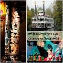 10 Atracciones para Días Calurosos en Disneylandia