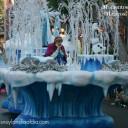Momentos Mágicos – Anna, Olaf y Elsa en el Desfile Soundsational