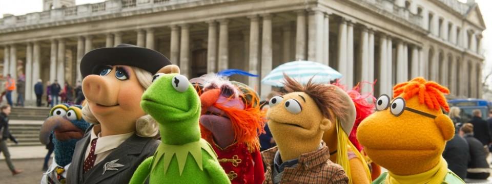 Muppets Most Wanted Diversión para Toda la Familia