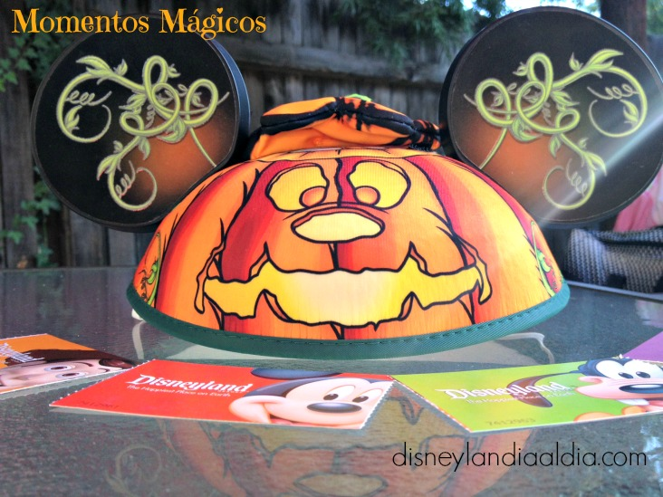 Momentos Mágicos - ¡Vamos a Mickey's Halloween Party!