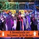A Disneylandia por Halloween ¡Se Ha Dicho!