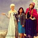 Ven a Conocer a Elsa y Anna en Disneylandia