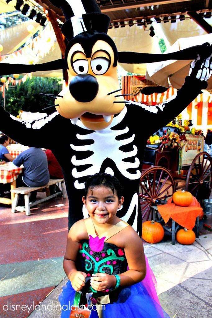 Goofy en Disneylandia
