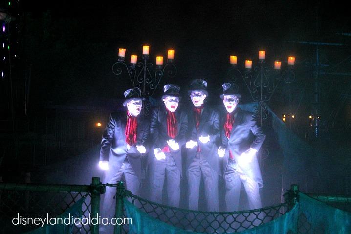 Shows en Disneylandia