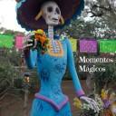 Momentos Mágicos – La Catrina en Disneylandia