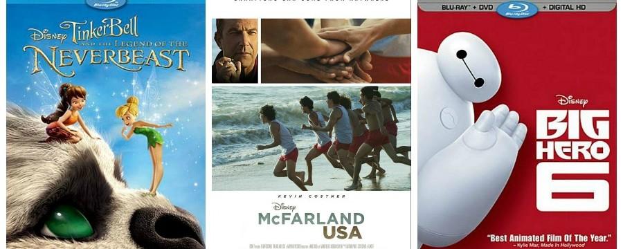 La Nueva Película de Disney – McFarland, USA y Más!