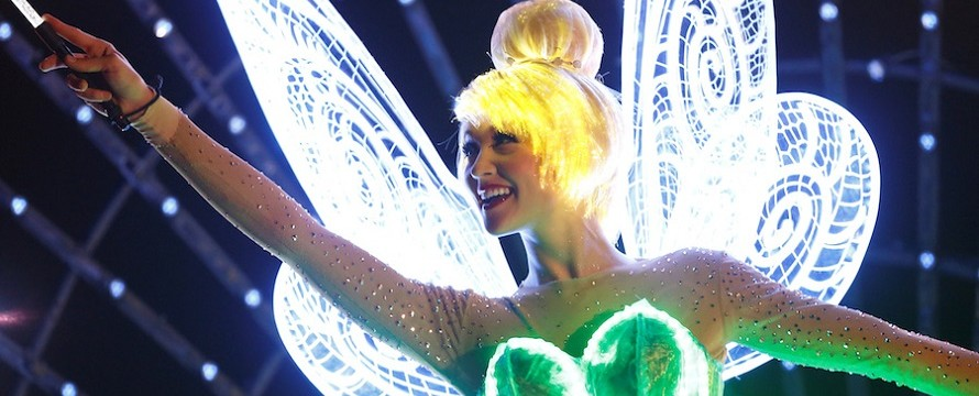 Aniversario Mágico – Nuevo Desfile Eléctrico en Disneylandia #Disneyland60