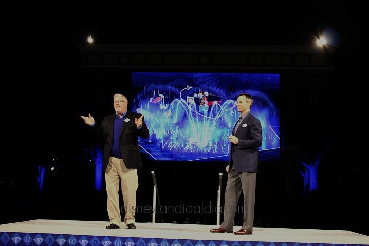#Disneyland60 World of Color – Celebrate! The Wonderful World of Walt Disney