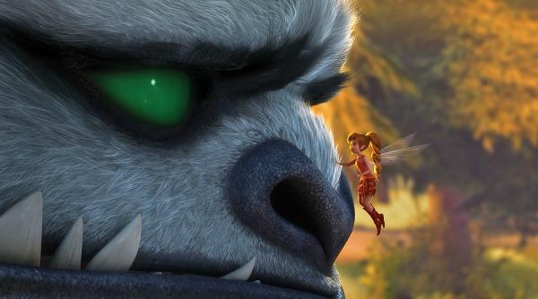 Fawn y la Bestia de Nunca Jamás