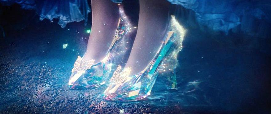 Cinderella en tiendas hoy