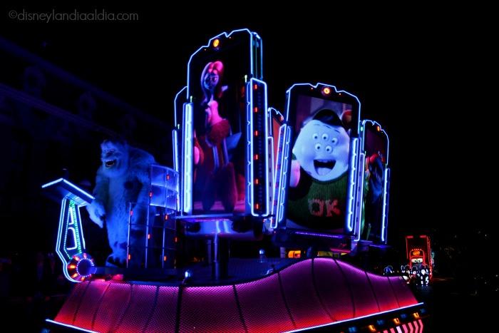 Paint the Night - Monsters Inc. - old.disneylandiaaldia.com