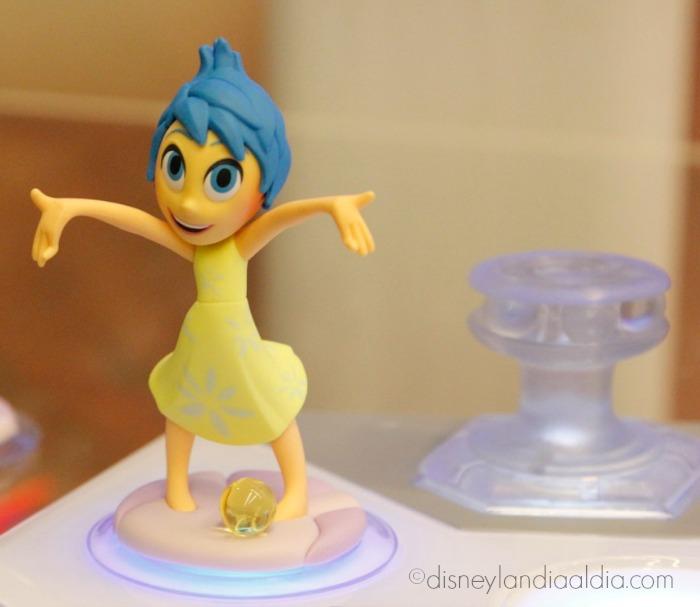 Figura de Alegría de Disney Infinity 3.0 - old.disneylandiaaldia.com