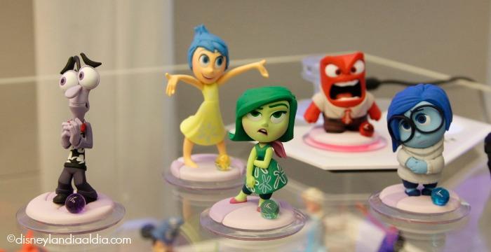 Todos los personajes de Intensamente de Disney Infinity 3.0 - old.disneylandiaaldia.com