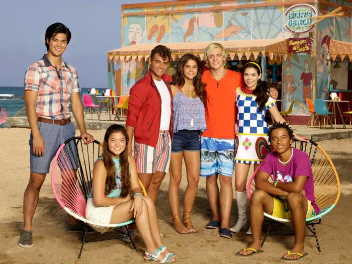 Actores de la película de Disney Teen Beach 2 - disneylandiaaldia