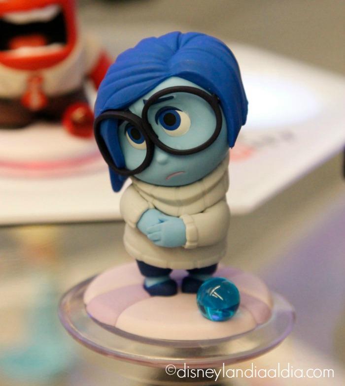 Figura de Tristeza de Disney Infinity 3.0 - old.disneylandiaaldia.com