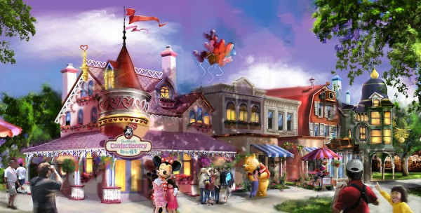 Nueva Magia te Espera en Shanghai Disneyland Resort