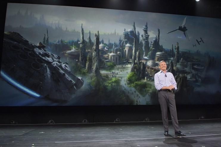 Bob Iger, Presidente de Disney