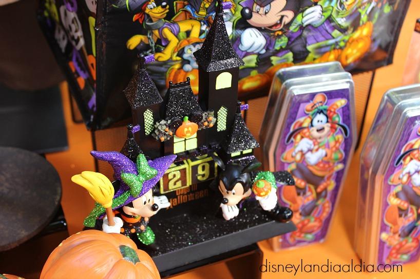 Golosinas en Disneylandia