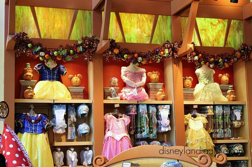 Disfraces de princesas de Disney - old.disneylandiaaldia.com