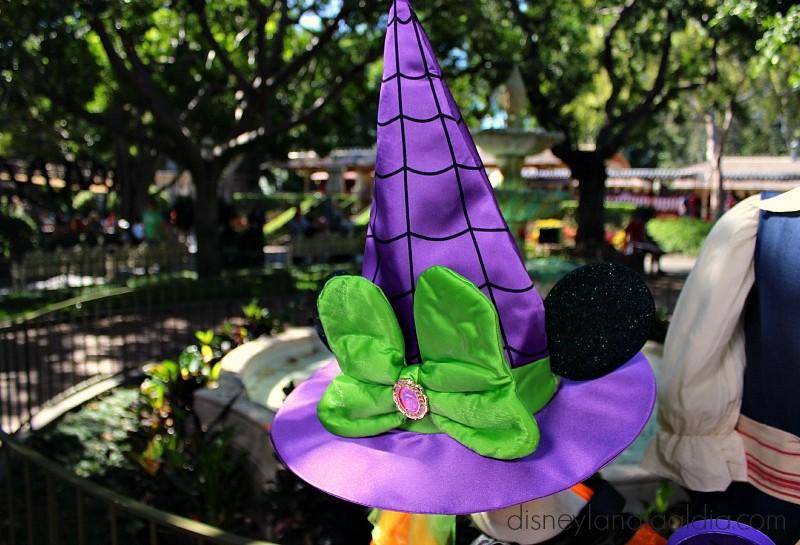 Golosinas y Disfraces para Halloween en Disneylandia 2015