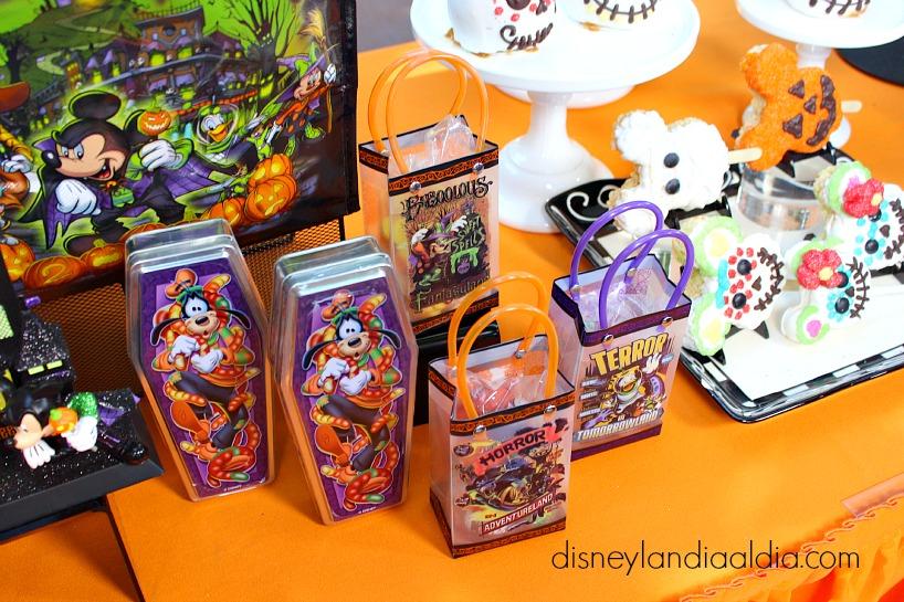 Tumbas de gomitas en Disneylandia