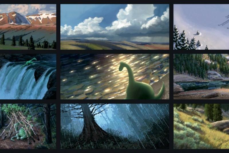 Los Secretos del Mundo de Un Gran Dinosaurio
