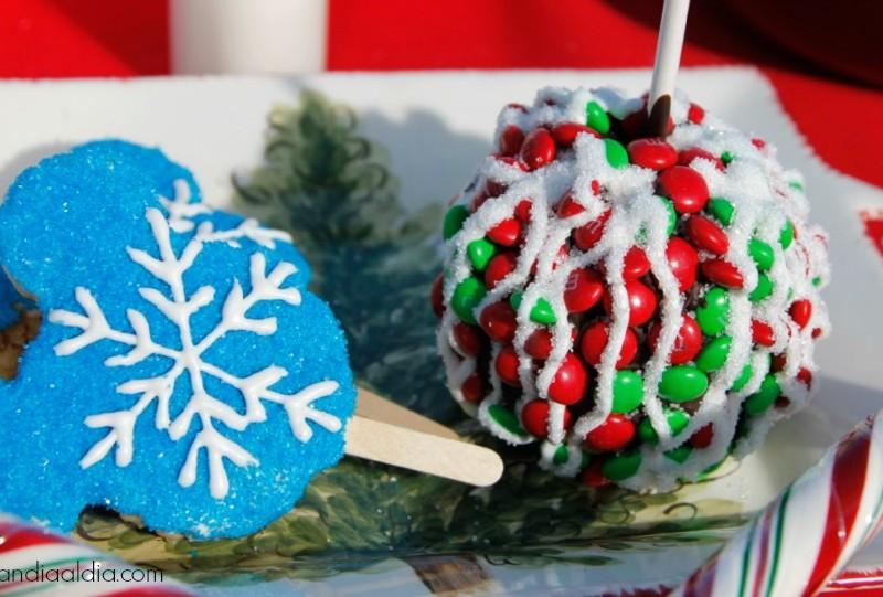 Dulces de Navidad 2015 en Disneylandia - disneylandiaaldia.com