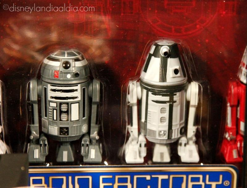 Robots de Star Wars - disneylandiaaldia.com