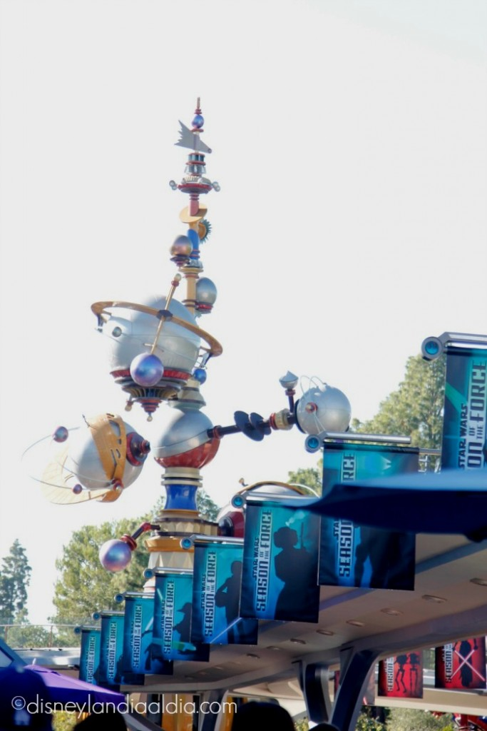 Season of the Force en Tomorrowland - disneylandiaaldia.com